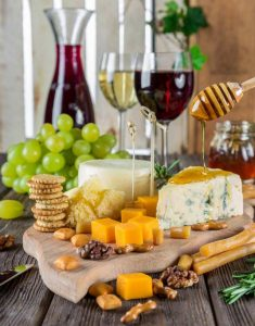 Wine & Cheese Night @ Avia Apartments