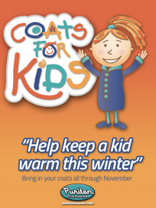 Coats for Kids poster